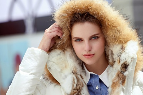 Outdoor down jacket